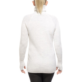 Bergans W's Ulriken Jumper White Mel
